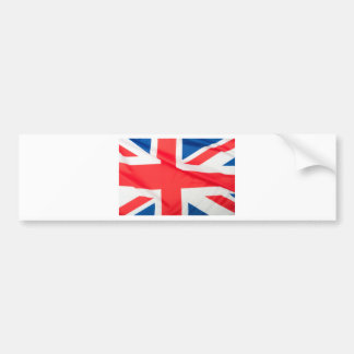 National Flag Of Great Britain Bumper Sticker