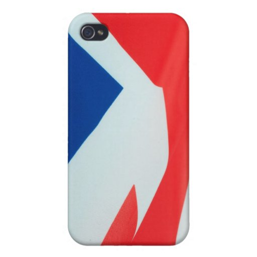 National Flag Of Great Britain iPhone 4/4S Cover