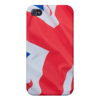 National Flag Of Great Britain iPhone 4 Covers