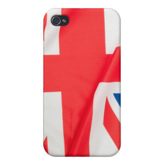 National Flag Of Great Britain iPhone 4 Cases