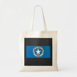 National Flag of Northern Mariana Islands Budget Tote Bag
