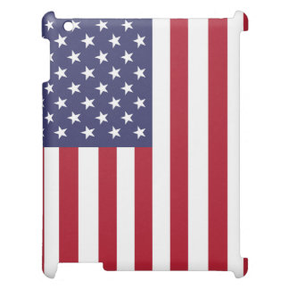 National Flag of the United States of America USA iPad Case