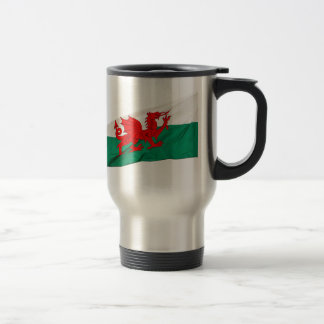 National Flag of Wales, The Red Dragon Patriotic Coffee Mug