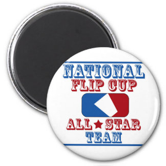national flip cup champion magnet