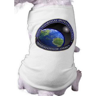 National Geospatial-Intelligence Agency (NGA) Sleeveless Dog Shirt