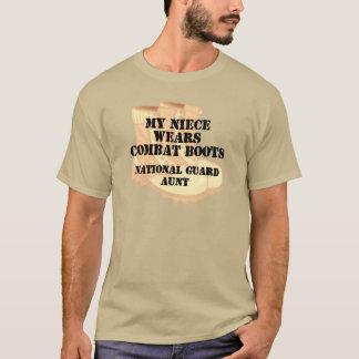 National Guard Aunt Niece DCB T-Shirt