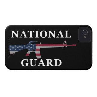 National Guard BlackBerry Bold Case Black