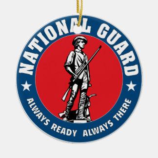 National Guard Christmas Ornament