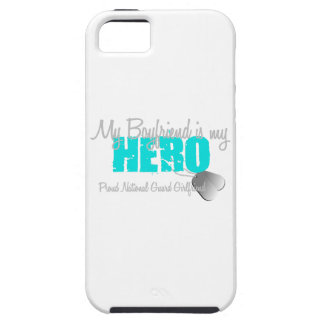 National Guard Girlfriend Boyfriend my Hero iPhone 5 Cases