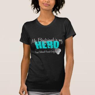 National Guard Girlfriend Boyfriend my Hero Tshirts