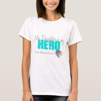 National Guard Mom - Daughter Hero T-Shirt