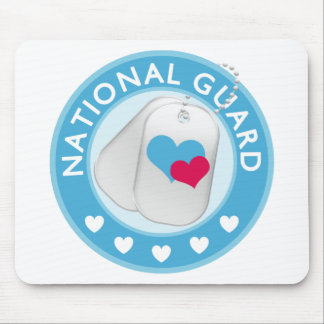 National Guard Mouse Pad
