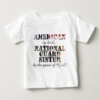 National Guard Sister Grace of God Baby T-Shirt