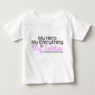 National Guard Sister My Hero T-shirts