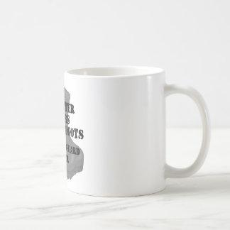 National Guard Sister wears DCB Coffee Mug