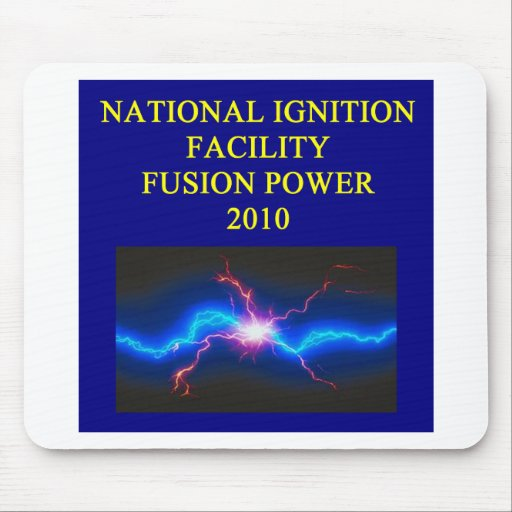 national ignition facility mouse pads