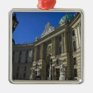 National Library, Hofburg (Imperial Palace) Christmas Ornament
