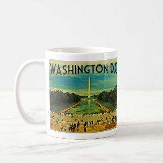 National Mall Washington D.C. Coffee Mug