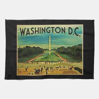 National Mall Washington D.C. Towels