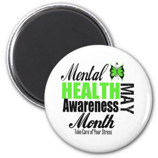National Mental Health Awareness Month Magnet