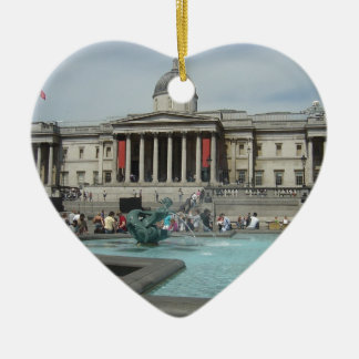 National Museum - Trafalgar Square Christmas Ornament
