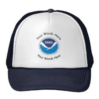 National Oceanic and Atmospheric Administration Cap