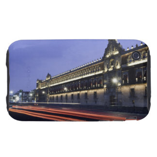 National Palace at Night iPhone 3 Tough Cases
