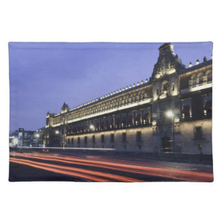 National Palace at Night Placemat