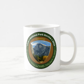 National Park Centennial Mug Half Dome