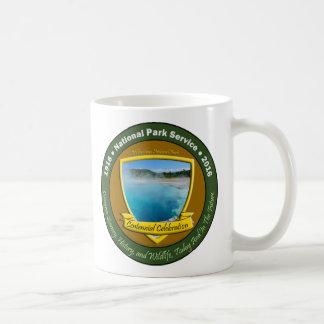 National Park Centennial Mug Yellowstone