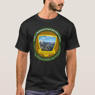 National Park Centennial T-Shirts Yosemite NP