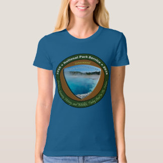 National Park Centennial TShirts Yellowstone