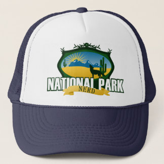 National Park Nerd - Desert Trucker Hat