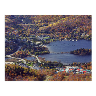 National park of the Mount-Trembland Postcard