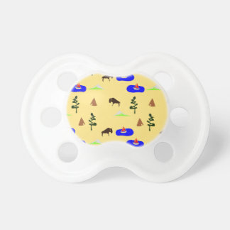national parks baby pacifiers