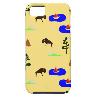 national parks case for the iPhone 5