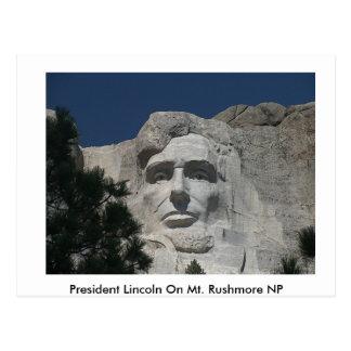 National Parks Post Card