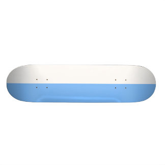 National Party Uruguay Colombia Political flag Skate Board Deck