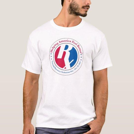 National Pharmacy Technician Day 2012 T Shirt