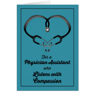 National Physician Assistant Day Week, Thank You Card