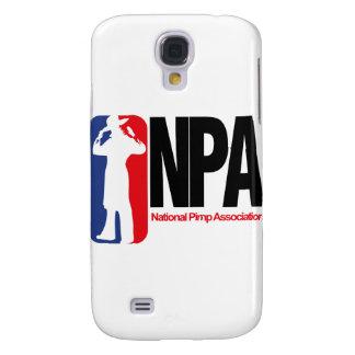 National Pimp Association Samsung Galaxy S4 Covers