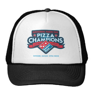National Pizza Champions Trucker Hat