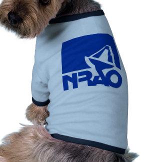 National Radio Astronomy Observatory Pet Shirt