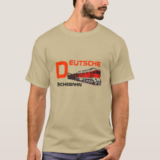 National Railroad Design GDR T-Shirt
