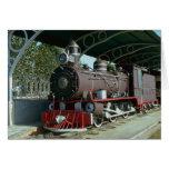 National Railway Museum, Delhi, India Greeting Card
