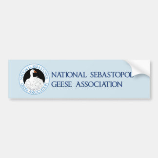 National Sebastopol Bumper Sticker