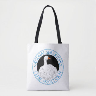 National Sebastopol Geese Association Tote Bag