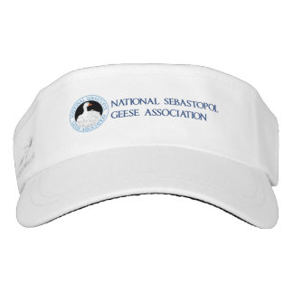 National Sebastopol Geese Association Visor