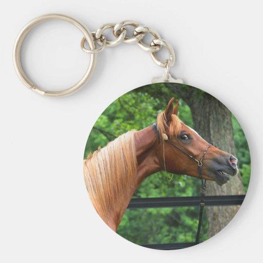 National Show Horse Key Chain