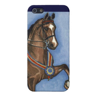 National Show Horse Winner iPhone 5/5S Case